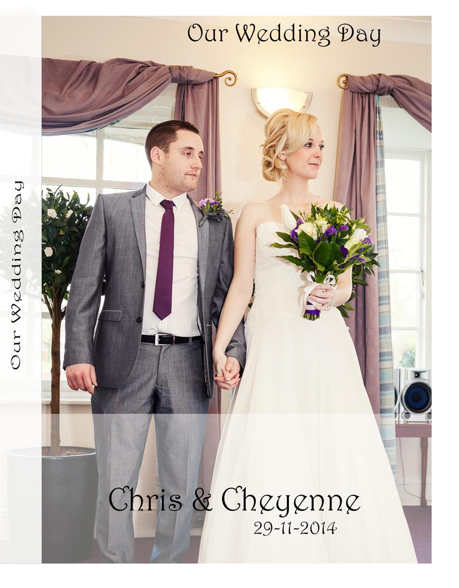 Trouwdag Cheyenne en Chris – Rikervp Trouwfotograaf
