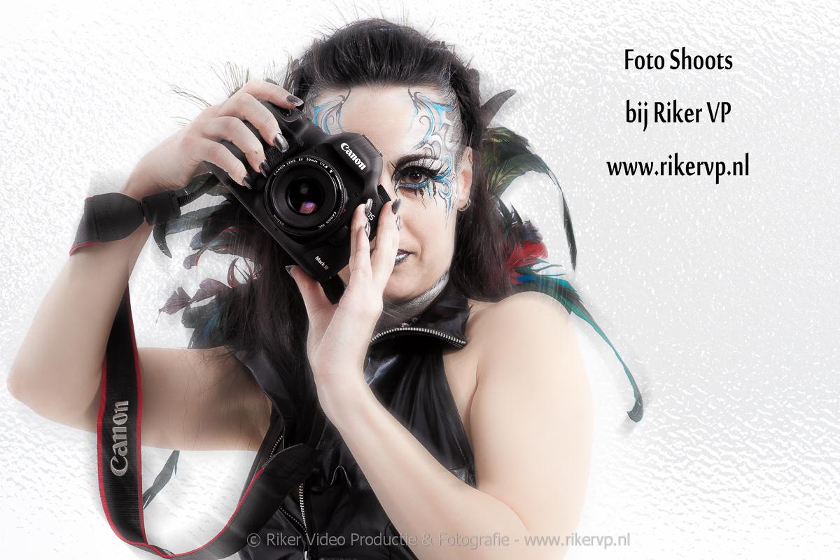 Fotoshoots Fotostudio