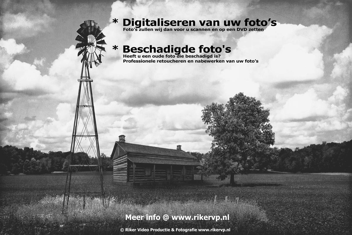 Digitaliseren van uw foto's